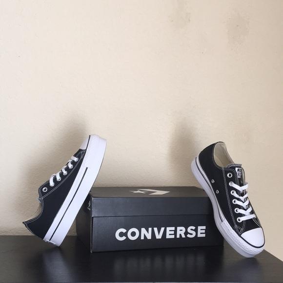 converse all stars platform